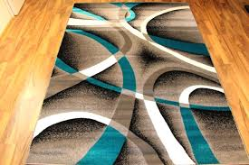 turquoise area rug combine mosaic found for rugs decor 17