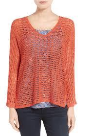 NIC+ZOE Sun Catcher Crochet Top (Regular & Petite) | Nordstrom | Crochet  top, Sweaters for women, Tops