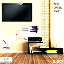 wall mount cable management cable covers for wall cable management organizer raceway wire cover for av wall mount cable