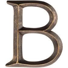 bronze letter wall decor b on wall art letter b with bronze letter wall decor b hobby lobby 38460