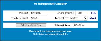 Usmortgage Calculator Javascript Mortgage Rate Calculator Us Mortgage Calculators
