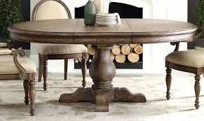 table leaf locks perks of round dining with contemporary rustic room leaves built in