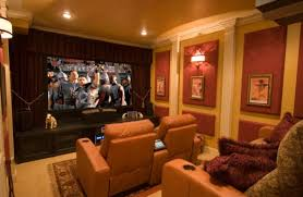 40 Modern Media Room Designs That Will Blow You Away New Home Media Room Designs