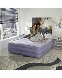 beautyrest air mattress. Simmons Beautyrest Poly-Fusion Aire Pillow Top 18-inch Queen-size Air Mattress E
