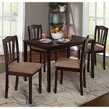 Walmart Kitchen Table And Chair Set Fresh Metropolitan 5 Piece ...