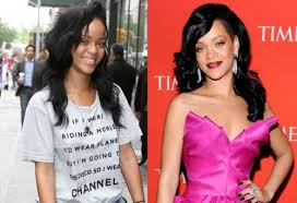 how to for once rihanna s showing off a diffe kind of skin make yourself look pletely diffe yourself cute without makeup mugeek vidalondon