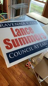 Lance Summers for Ravenna City Council - Home | Facebook