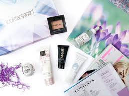 march look fantastic beauty box of the box subscriptions start from 13 00 per month including p p no of s in the box 6