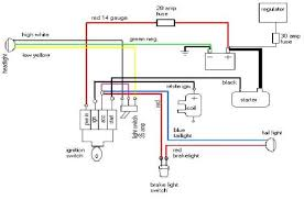 wiring motorcycle headlight google search bike motorcycle wiring motorcycle headlight google search