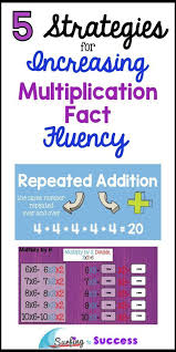 86 best Multiplication Facts images on Pinterest   Teaching math ...