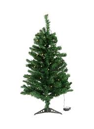 Lights R Us Shop Homes R Us Christmas Tree With Led Lights Green 90