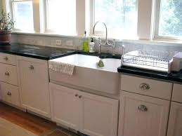 kitchen sink cabinet dimensions. Corner Kitchen Sink Base Cabinet Dimensions Of A Medium Size .