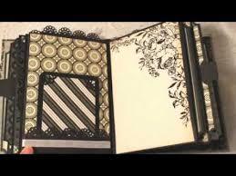 Wedding Anniversary Custom Mini Scrapbook Album Youtube