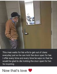 love memes and time this man waits for his wife to get out