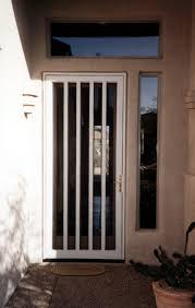 Decorative Security Screen Doors