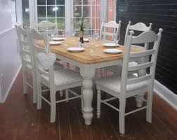 shabby chic dining room furniture beautiful pictures. Shabby Chic Dining Table And 6 Chairs Beautiful Round Extendable  Shabby Chic Dining Room Furniture Beautiful Pictures G