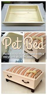 Diy Dog Bed Best 25 Homemade Dog Bed Ideas On Pinterest Homemade Pet Beds