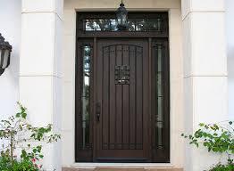 front doors for homeJeldWen Wood Jeldwen Custom Fiberglass Door with clavos and