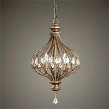 gold ceiling lights bhs uttermost 3 light pendant in for bedroom