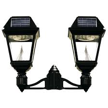 solar yard light post outdoor lamp post black lamp post outdoor lantern lights outdoor solar lamp