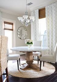 dining room marble top table chairs ds round rug round table