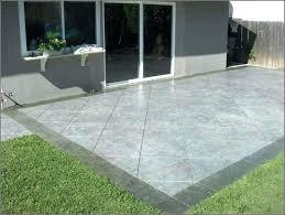 simple concrete patio designs cement backyard cheap what to do with a slab ideas backya r89 concrete