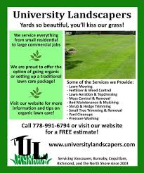 Sample Flyers For Landscaping Business 10 11 Landscape Flyers Samples Dollarforsense Com