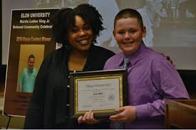 special college coffee recognizes mlk essay winners