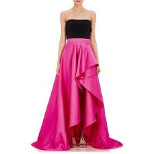 ball skirt. monique lhuillier women\u0027s satin ball skirt 6