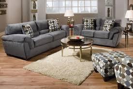 Microfiber Living Room Furniture Rhino Microfiber Sofa