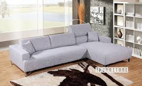 corner living room furniture. Picture Of SMARTVILLE Corner Sofa In Light Grey Corner Living Room Furniture