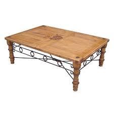 million dollar rustic star pine coffee table