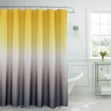 How to Choose Yellow Shower Curtains