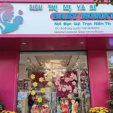 Siêu Thị Mẹ Và Bé BabByMommy Đà Nẵng - YouTube
