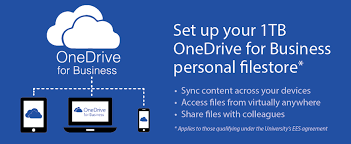 What Is Ms Onedrive Onedrive For Business It Help And Support