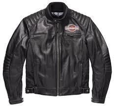 h d motorclothes harley davidson legend leather jacket ec 98125 17em