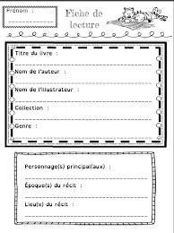 Fiche De Lecture Et Marque Page De Deux Choses Lune