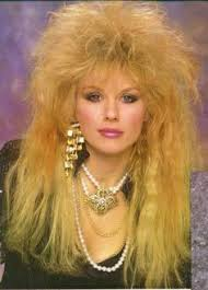 Image result for 80s hair