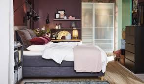 Einrichtungsideen Inspirationen Schlafzimmer Ikea