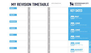 Exam Revision Timetable Template How To Stick To Your Revision Timetable Exams And Revision