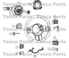 dodge wiring harness steering oem steering wheel wiring harness 2012 dodge challenger 2013 2014 dodge charger