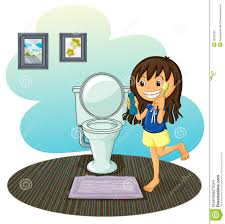 clean bathroom clipart. Interesting Clipart Kids Cleaning Bathroom Clipart  Panda  Free Images In  To Clean B