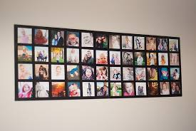 diy simple photo collage frame