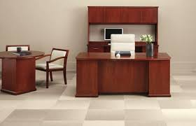 Phoenix Series Transitional fice Furniture from Indiana Furniture