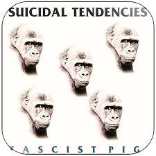 Suicidal Tendencies Fascist Pig Album ...