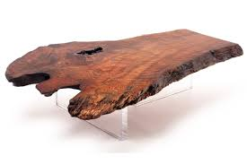 Floating Coffee Table Rotsen Furniture Floating Slab Coffee Table