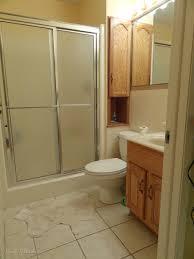 bathroom tile remodel. $300 Bathroom Remodel - Before Tile R