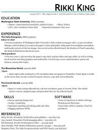 Examples Of Accounting Resumes | Resume Examples And Free Resume