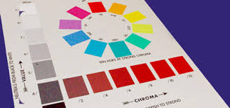 Red Color Wheel Chart The Munsell Color Wheel A Step Away From Color Anarchy