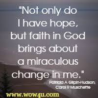 Quotes About Faith Beauteous Hope Quotes Page 48 Inspirational Words Of Wisdom